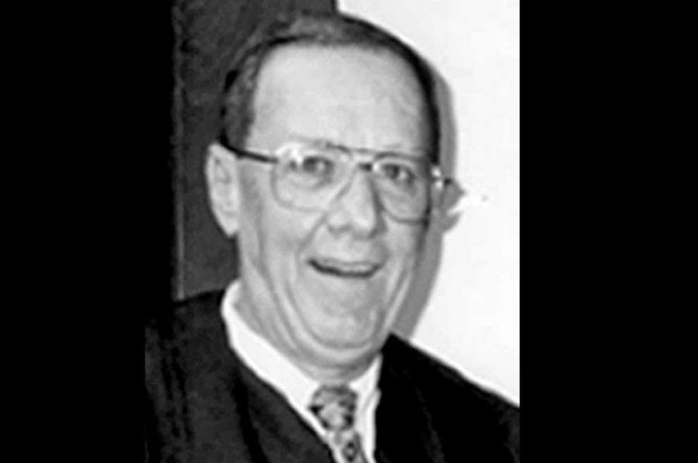 St. Landry Parish Judge Donald Hebert , 65, dies of heart failure _lowres