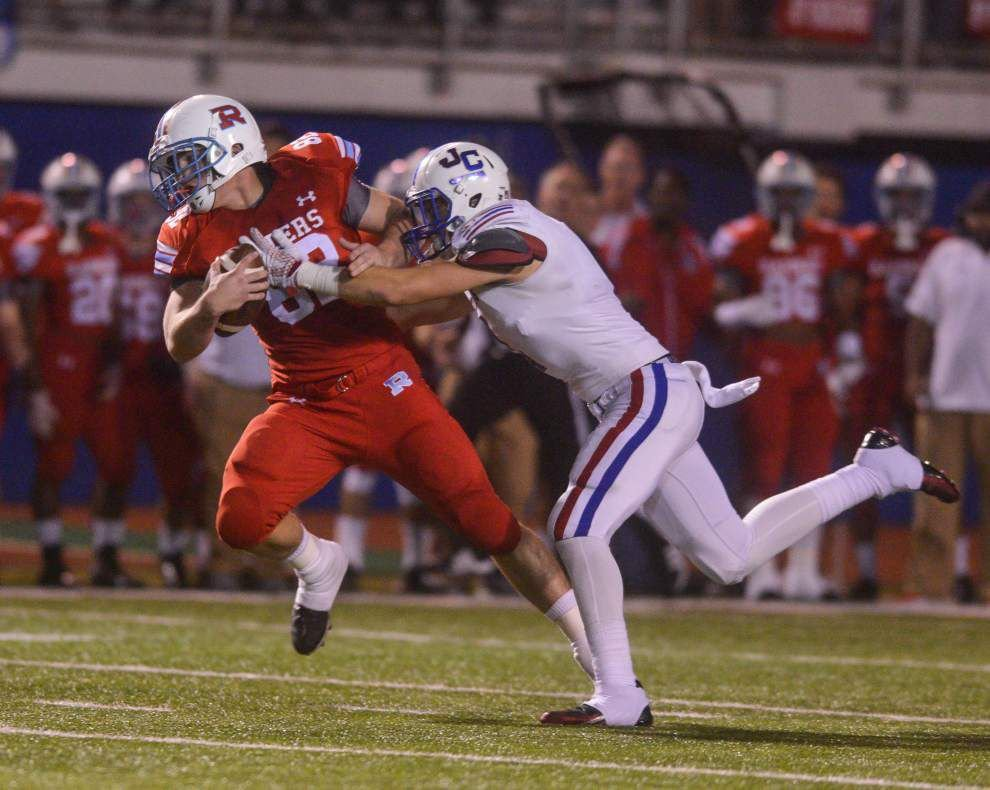 Rummel tops John Curtis 24-10 to head to 3rd state title game in 4 seasons _lowres