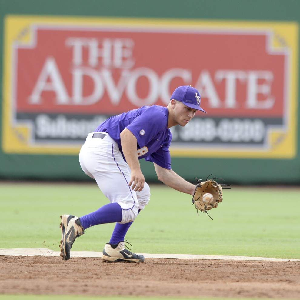Cox Sports Television to air some, if not all, of LSU baseball's nonconference road games _lowres