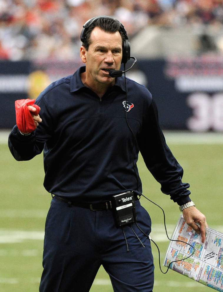 NFL notebook: Gary Kubiak signs deal to coach Broncos coach _lowres