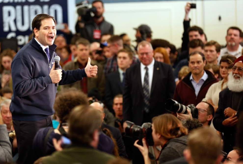 Marco Rubio campaign announces Louisiana team _lowres