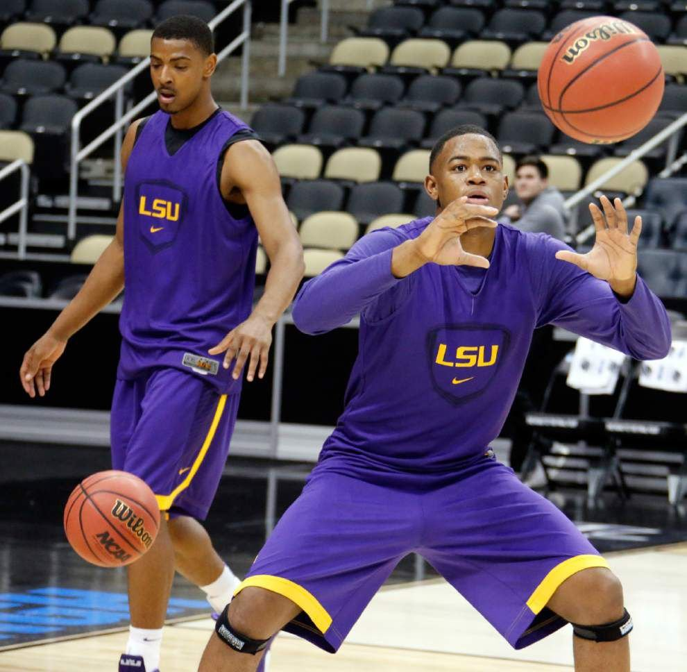 Shaq: Former LSU Tigers Jordan Mickey, Jarell Martin not ready for the NBA _lowres