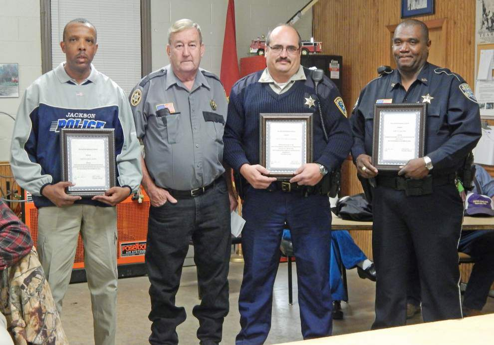 Jackson council commends deputy, officers after incident _lowres