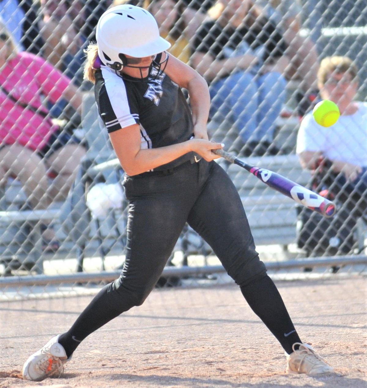Alara Taylor (Lakeshore High Softball)