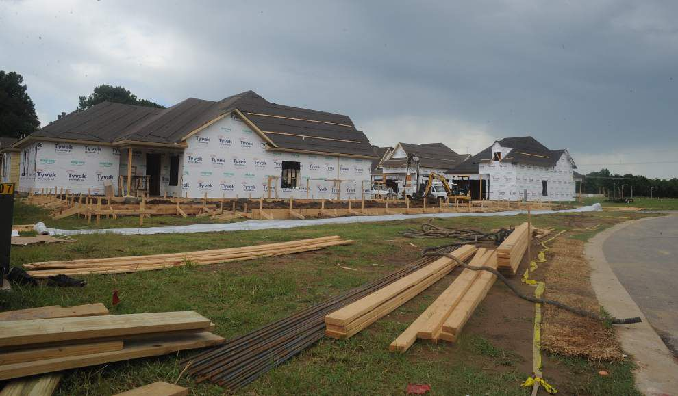 Lafayette home sales dip; outer parishes get boost _lowres