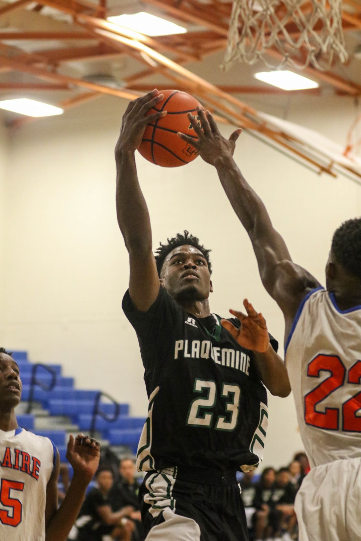 Plaquemine vs Belaire Basketball