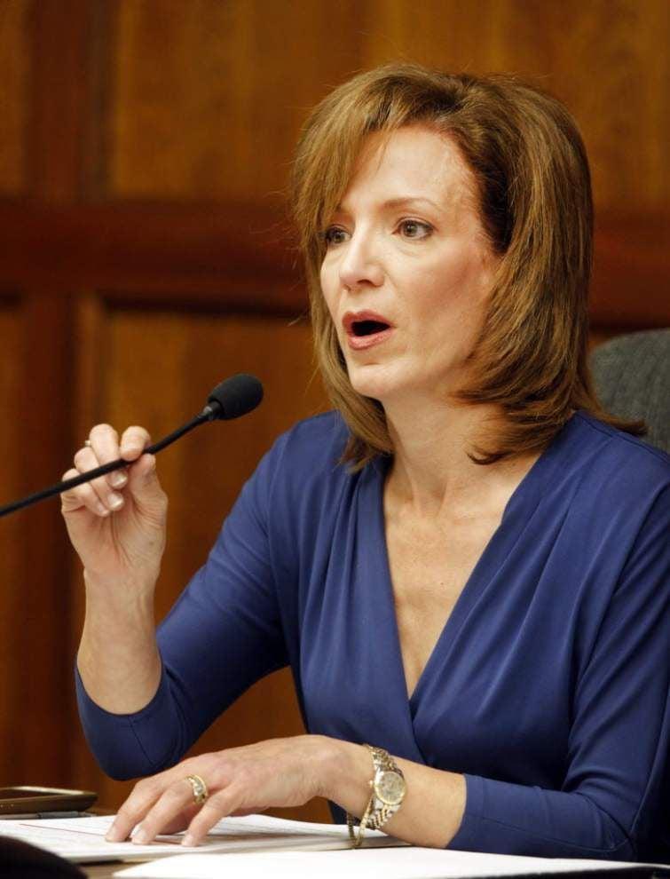 Harahan Mayor Tina Miceli