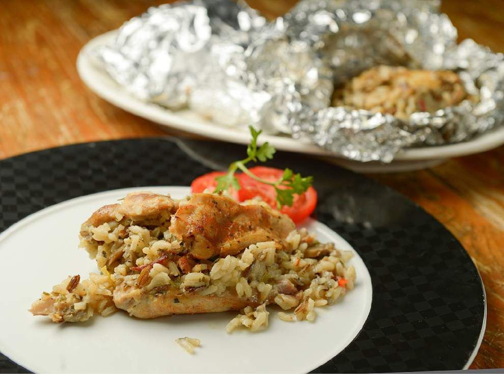 Gourmet Galley: Good stuffing: Fill hens or chickens with tasty dressing _lowres