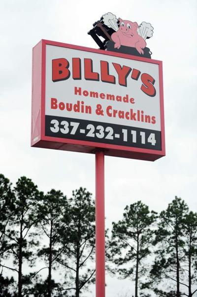 Billy's boudi
