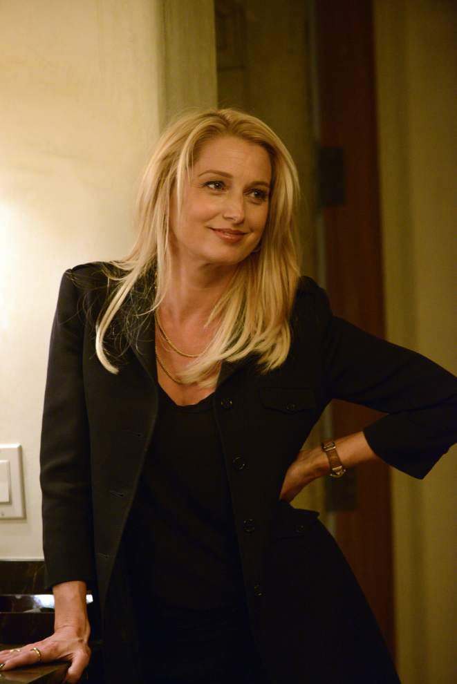 Louisiana's Katherine LaNasa happy again in the South with latest USA Network drama _lowres