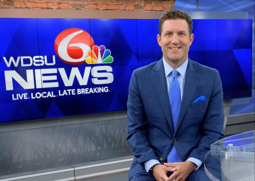 Former WDSU anchor Scott Walker to run for Jefferson Parish