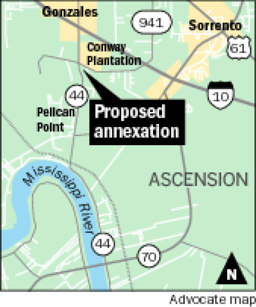 Ascension Parish residents speak out against annexation of Pendarvis property _lowres