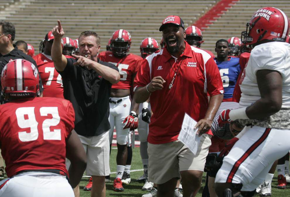 Photos: UL Lafayette Spring Game _lowres