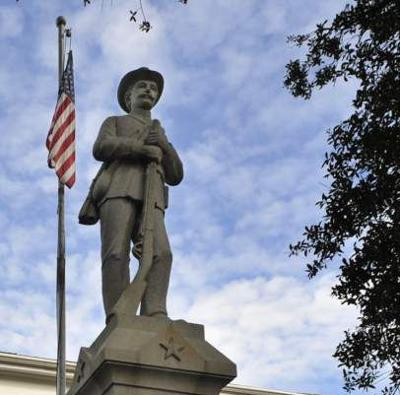 Police Jury eyes removal of statue _lowres (copy)