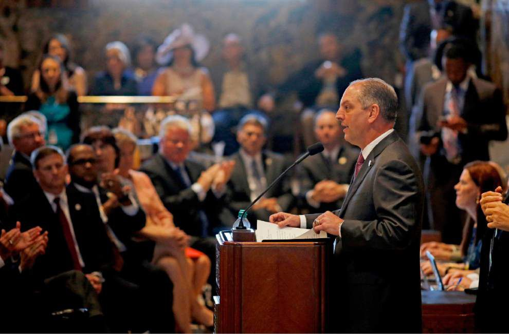 Grace Notes: John Bel Edwards' ideas won't be an easy sell during session _lowres