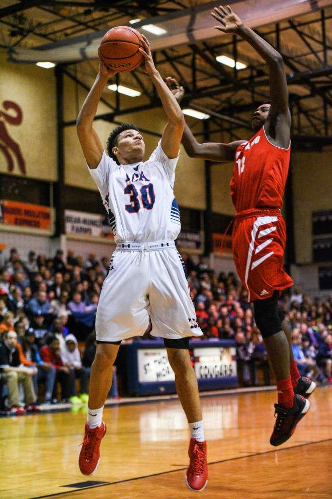 St. Thomas More, Lafayette Christian, Patterson seek Top 28 tournament berths _lowres