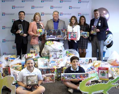 Our Lady of Mercy toy donation.jpg