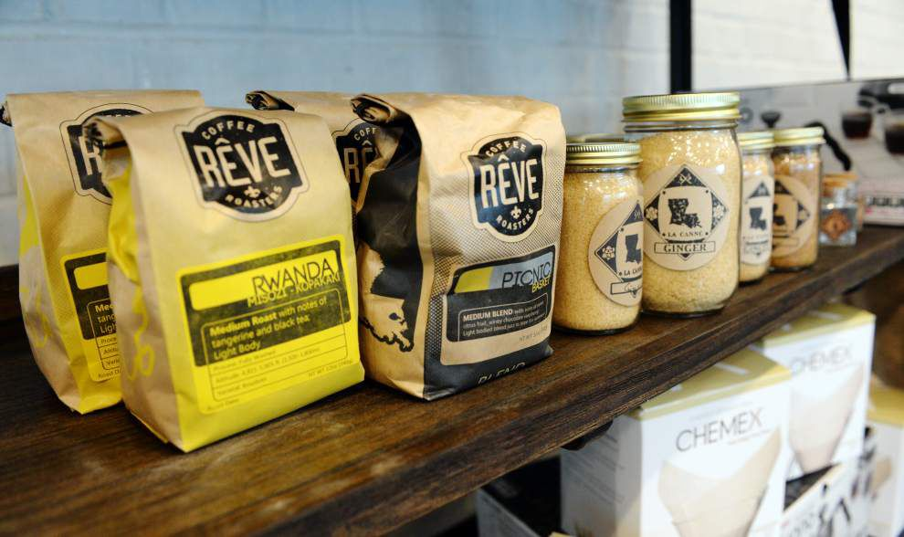 Lafayette's Rêve Coffee Roasters coming to Baton Rouge's White Star Market _lowres