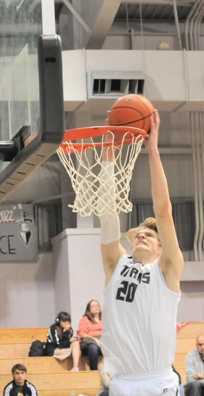 Hunter Dean (Lakeshore Boys Basketball)