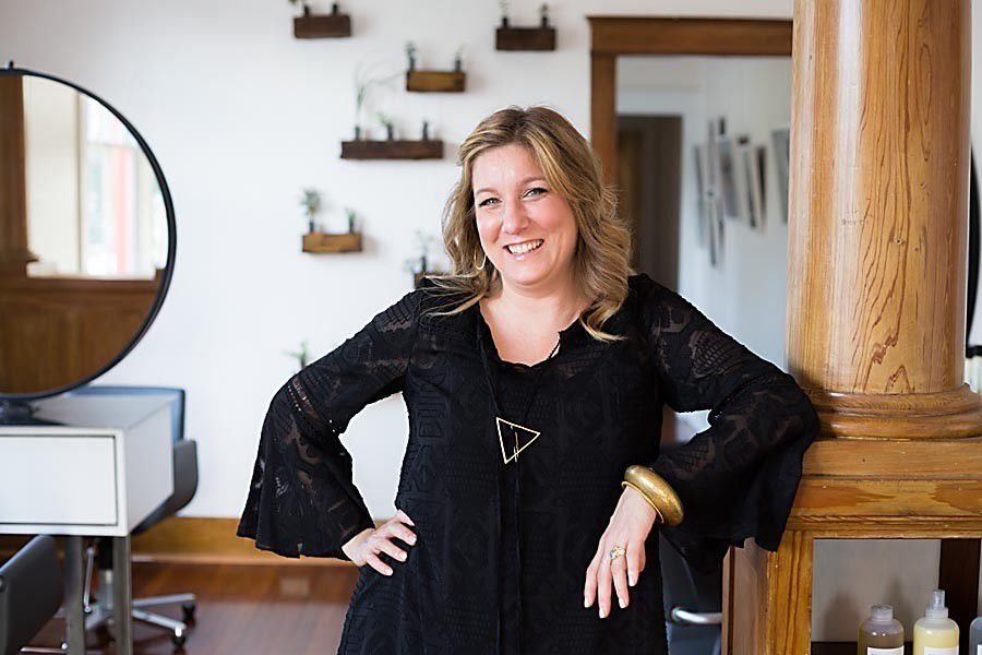 Natural beauty: Sweet Olive Salon's environmental mission_lowres