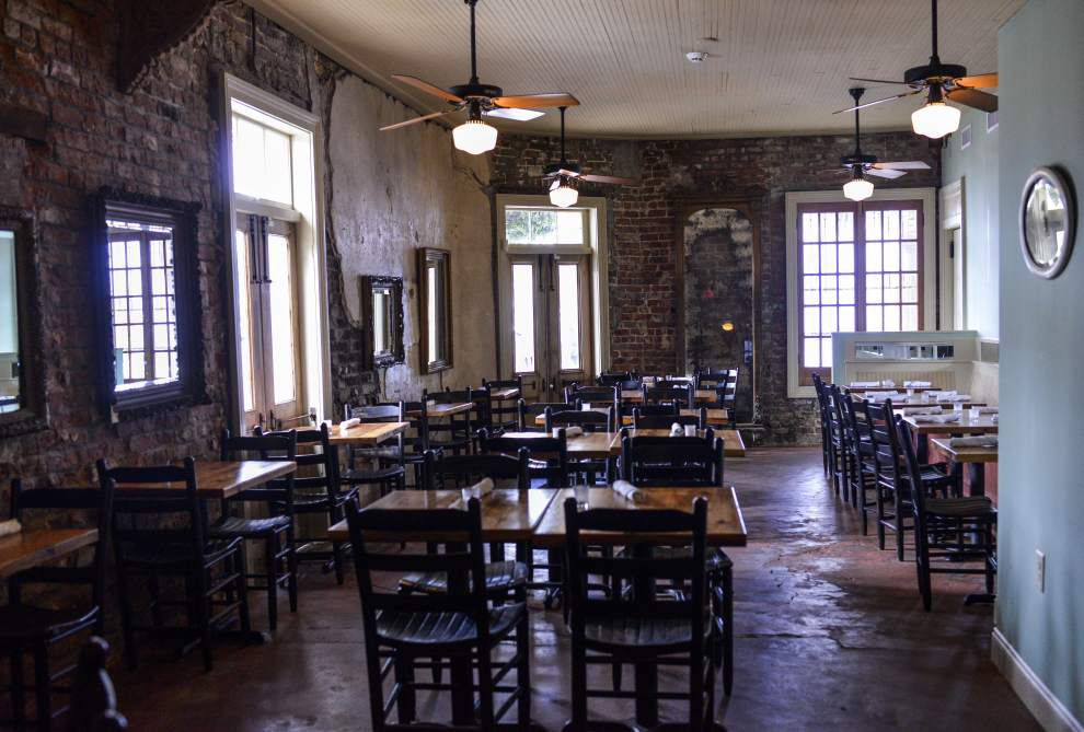 A change of Feelings: historic Marigny restaurant again for sale, local chef adds vegan-friendly bar menu for the interim _lowres