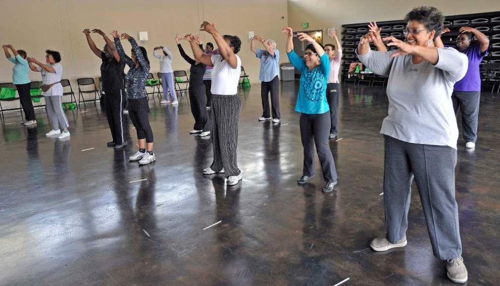 Maestro develops noteworthy exercise routine for seniors _lowres