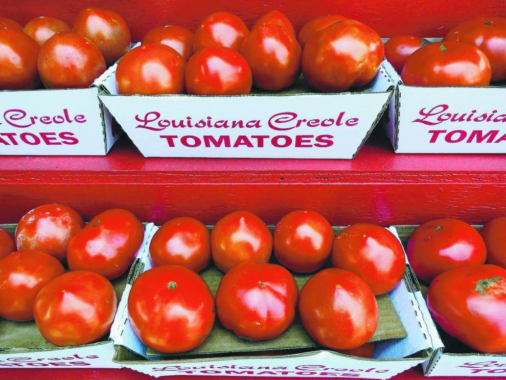 Ian McNulty: Beautiful or 'ugly,' the Creole tomato seduces Louisiana as summer revs up _lowres