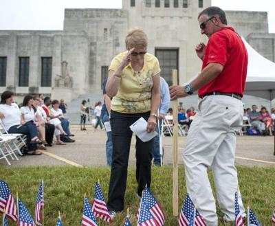 Photos: Memorial Day ceremony _lowres