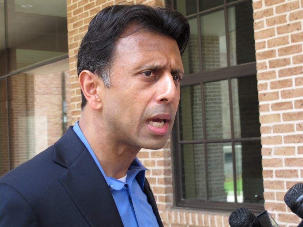 Politics blog: Jindal comments on Ferguson, Politico reports _lowres