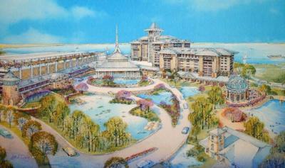 2002 Diamondhead casino plans