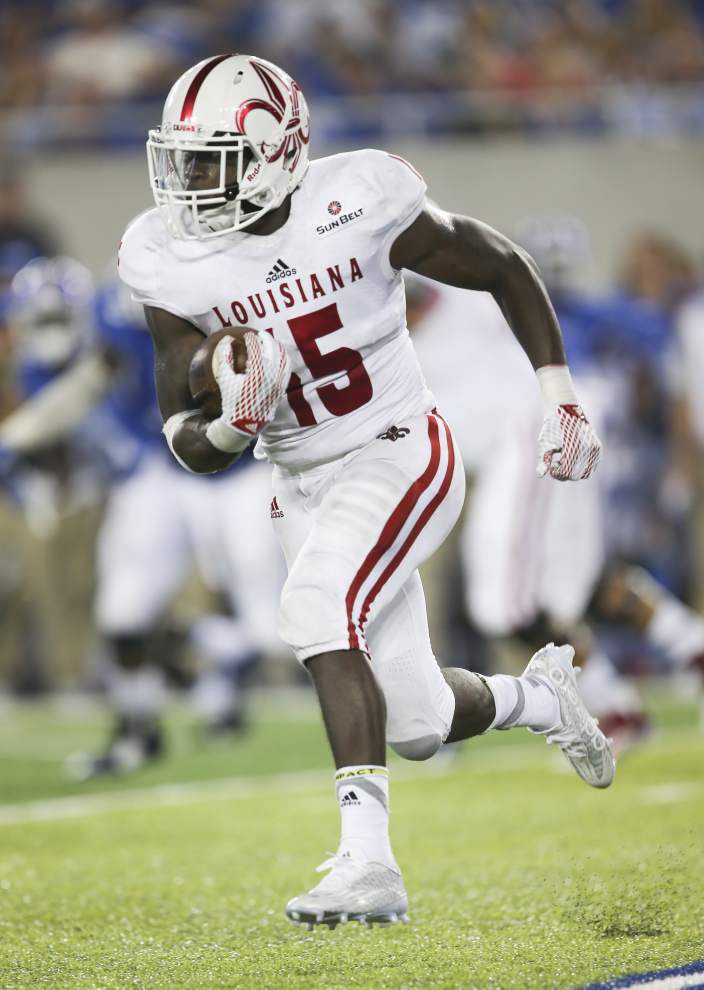 Cajuns, Akron hope to get a gauge of where they stand as teams after Saturday's game _lowres