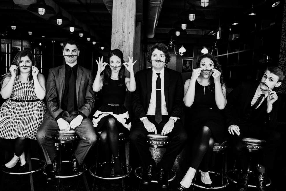 Second City troupe brings improvisation, live comedy show to Lafayette's Acadiana Center for the Arts _lowres