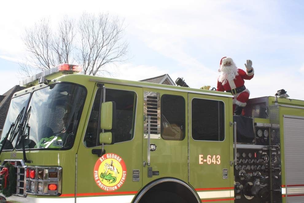 Santa visits St. George area to aid charitable causes _lowres