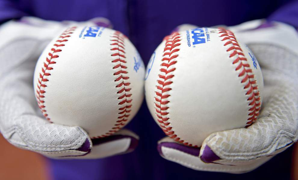 College baseball's new balls could be just the start of changes aimed to bring offense back to the game _lowres