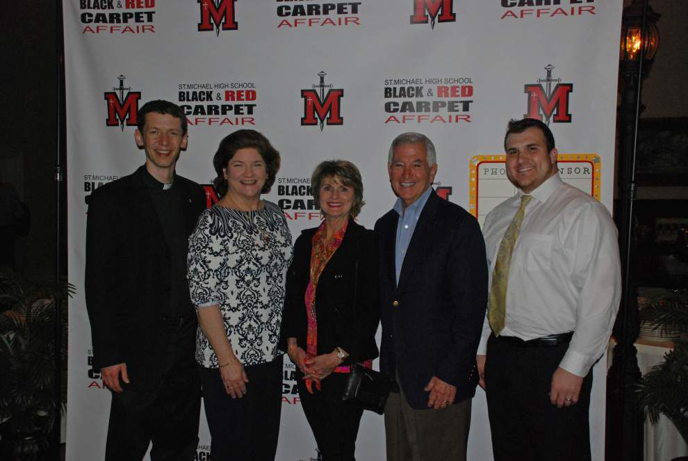 St. Michael High School hosts red carpet gala _lowres