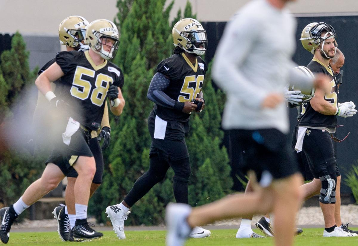 Impress your friends with your Saints IQ  Everything to know as New Orleans  begins training camp  e0422d847