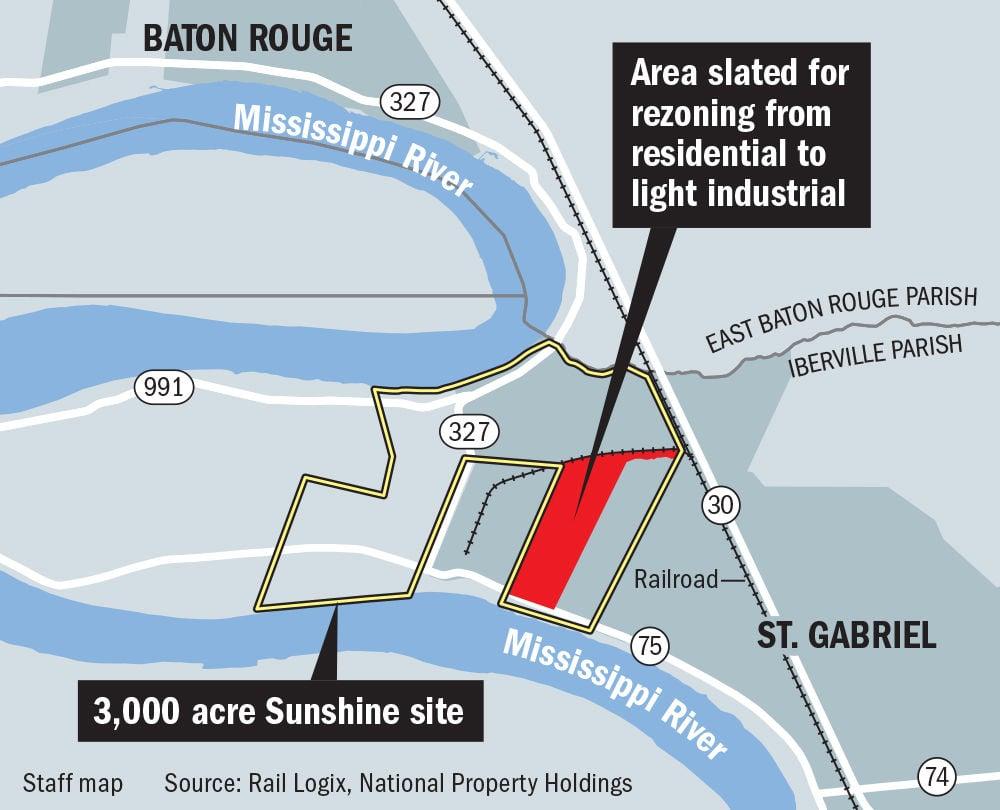 031120 St. Gabriel Sunshine Site