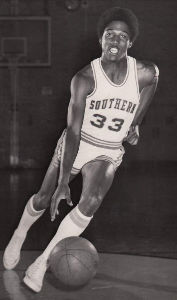 Former Southern basketball star, coach Tommy Green dies Friday at 59 _lowres