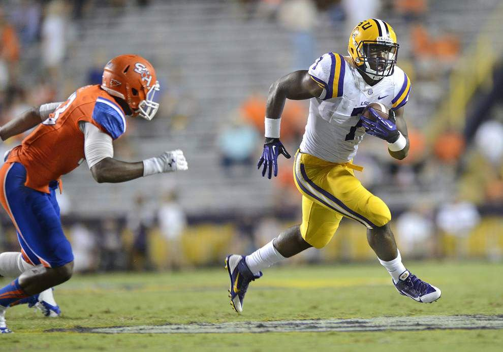 LSU-Mississippi State set for night kickoff on ESPN _lowres