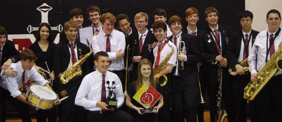 St. Michael band celebrates festival wins _lowres