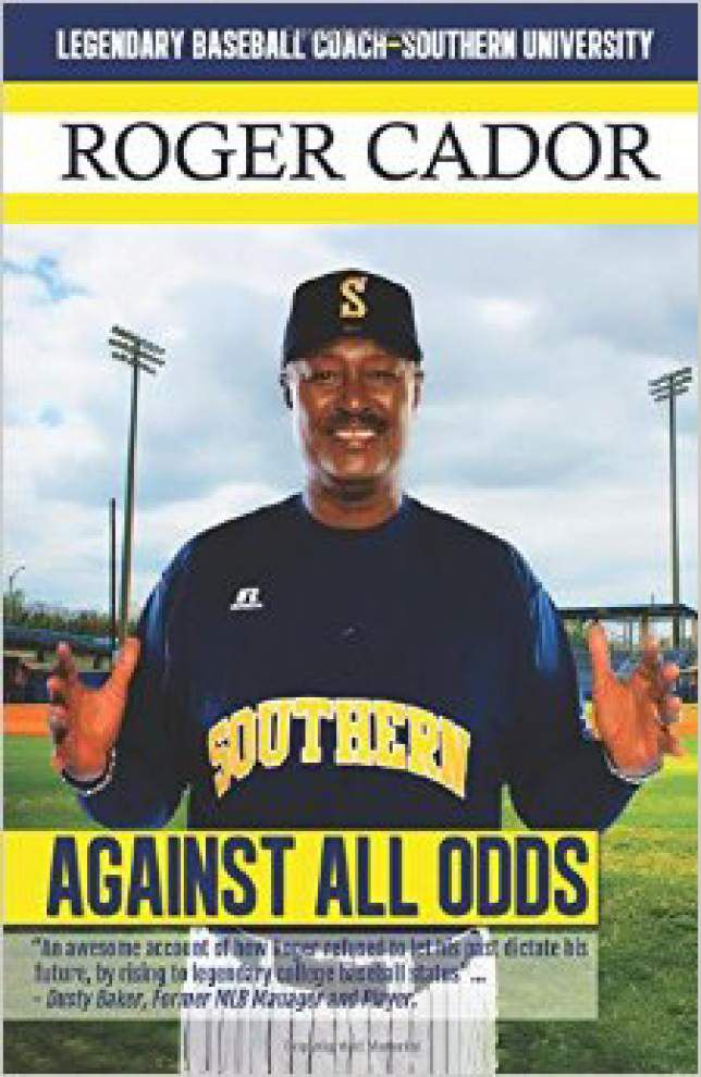 Southern baseball coach Roger Cador reveals a few things you might not know about him in new book 'Against All Odds' _lowres