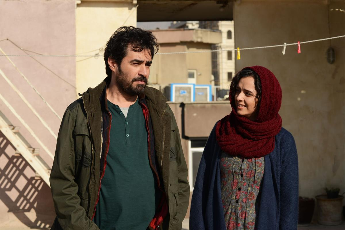 Film Review The Salesman copy for Red
