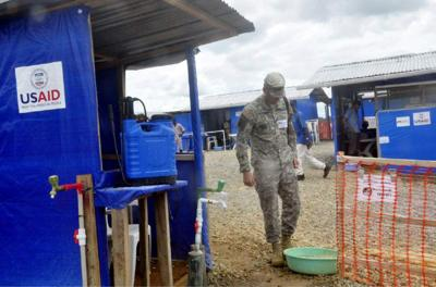 Report: Cost of Ebola could top $32 billion _lowres