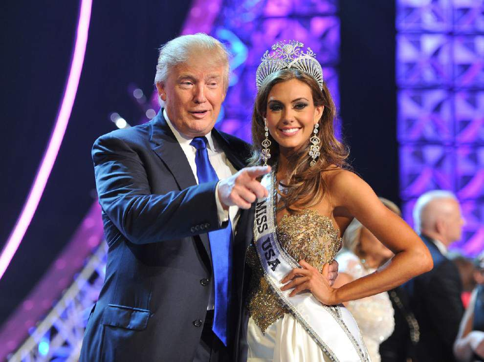 Krewe de Crown: The Miss USA contestants, Baton Rouge deserve to be showcased _lowres