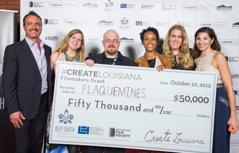 'Plaquemines' wins $50,000 filmmakers grant _lowres