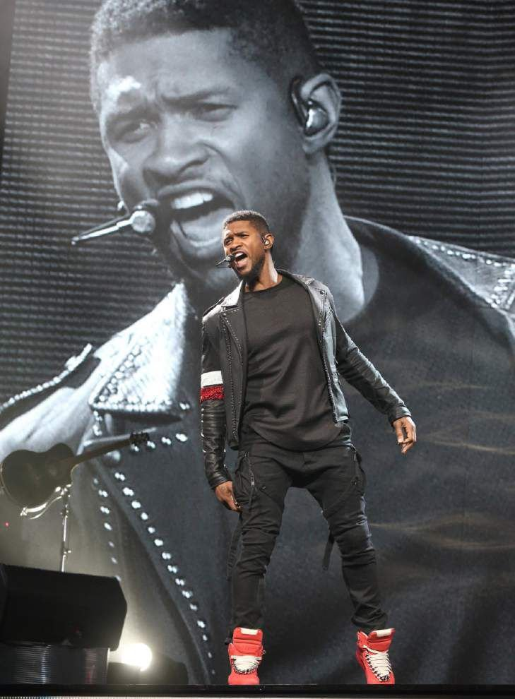 Usher's 'UR Experience' comes to Smoothie King Center _lowres