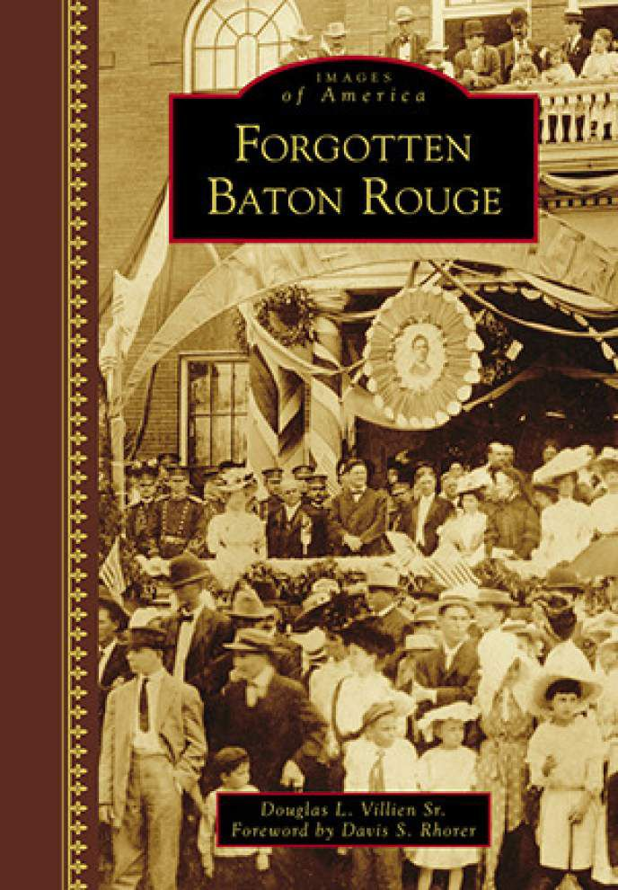 Passed down photo album leads to published book with rarely seen pictures of old Baton Rouge _lowres