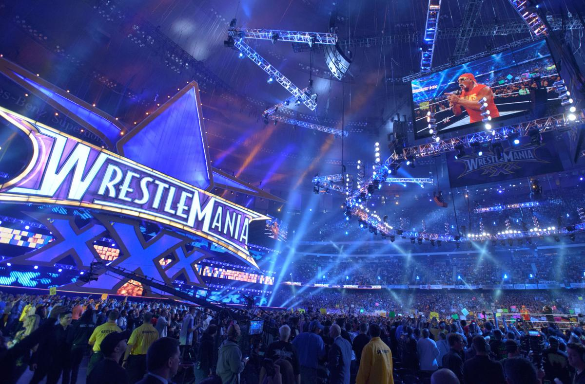 Will Wrestlemania Return To New Orleans And The Superdome