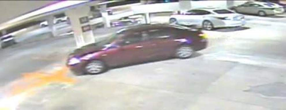State Police release photo of woman accused of vehicle burglary in L'Auberge parking lot _lowres