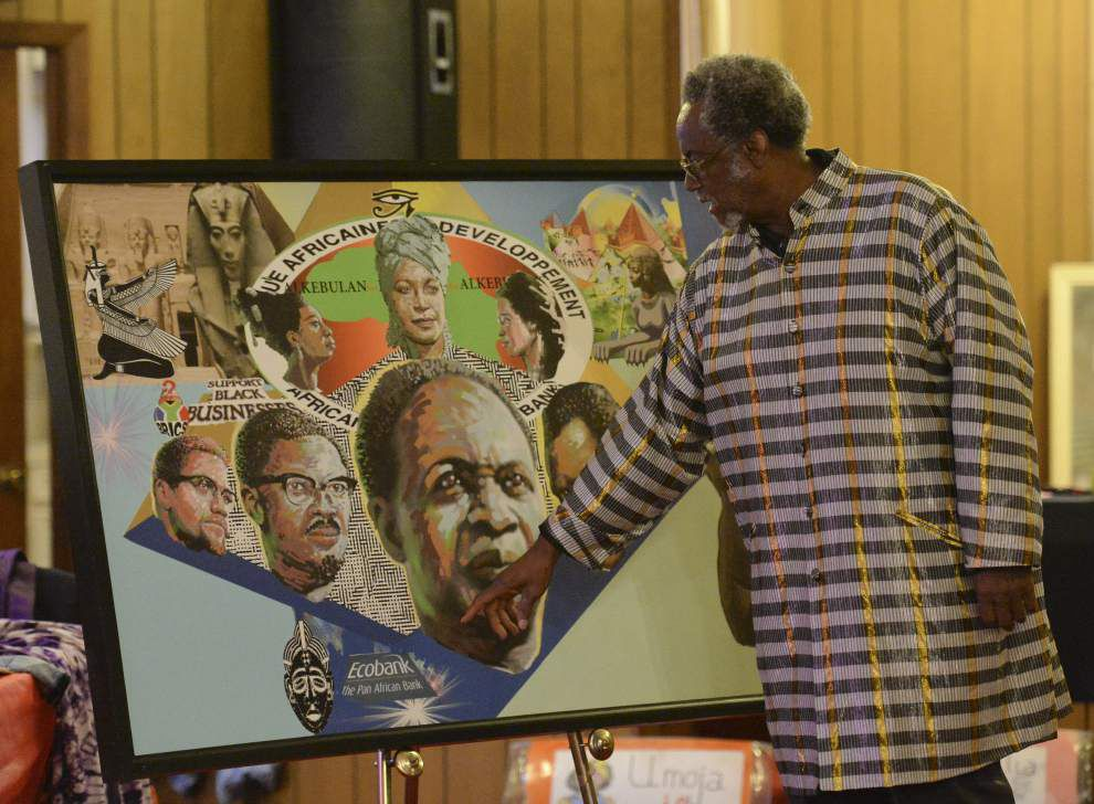 Time for Kwanzaa, time to learn about African-American roots, culture and creativity _lowres